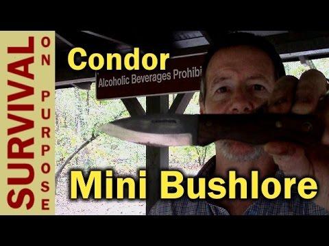 Condor Mini Bushlore Review