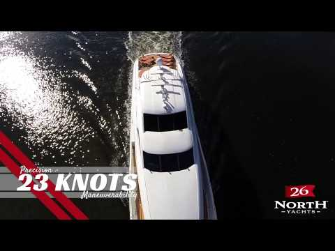 26 North Yachts: Lazzara 116 Motor Yacht For Sale