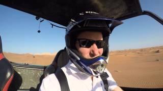 Dubai Desert Dune Buggy Experience