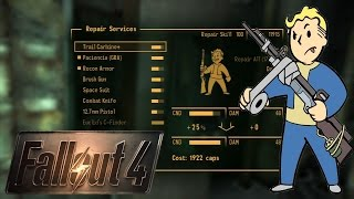 FALLOUT 4: New Repair System Inbound!