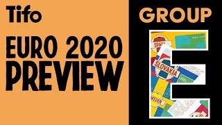 Group E - Spain, Poland, Slovakia & Sweden - UEFA Euro 2020 Preview