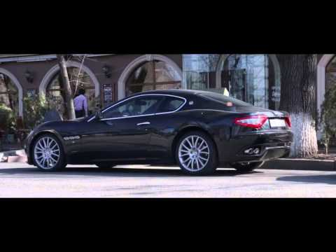 Amazing supercars of Almaty Kazakhstan 2015