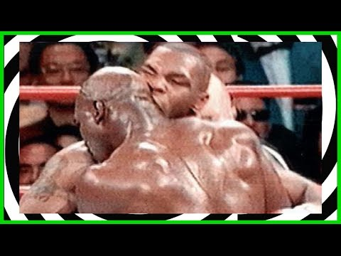 Download Tyson Vs Holyfield 2   Full Fight with Ear Bite