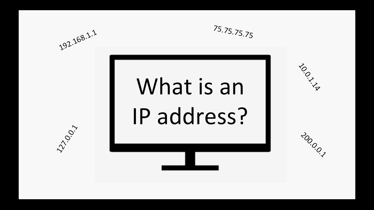IP addresses. Explained. - YouTube