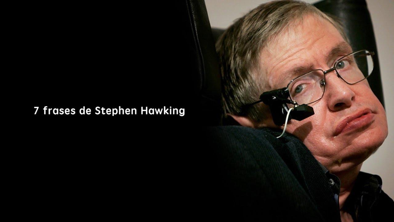 7 Frases De Stephen Hawking