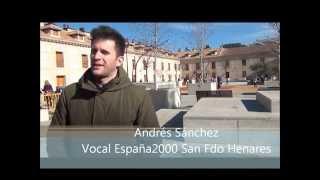 Inseguridad en la Plaza España de San Fernando de Henares.
