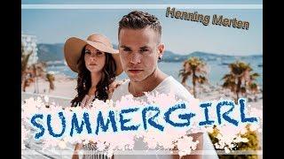 HENNING MERTEN -  SUMMERGIRL 🌴☀️ (offizielles Musikvideo)