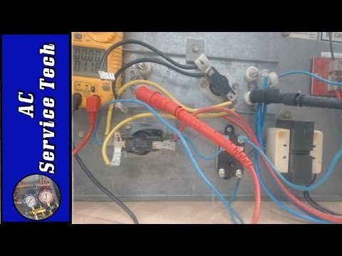 HVAC Electric Heat Strips and Components: Explained, Voltage Path, Resistance Readings!