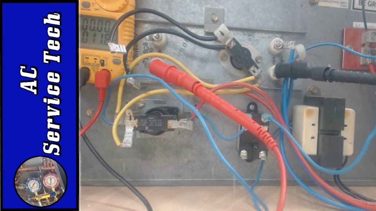 Hvac Electric Heat Strips And Components Explained
