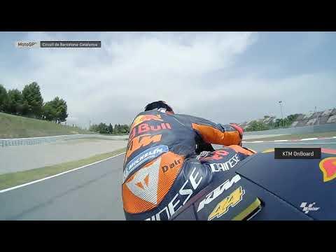 Red Bull KTM Factory Team OnBoard: Gran Premi Monster Energy de Catalunya