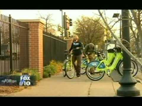 Nice Ride MN Expansion - Fox 9