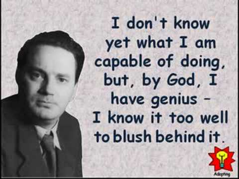Creative Quotations from Thomas Wolfe for Oct 3