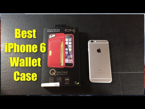 Best iPhone 6 Wallet Case - First Look 2016!