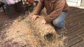 How To Make A Mallard Cylinder/hen House