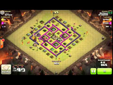 clash of clans - Episode 111[100%]