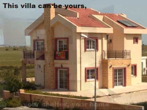 Villa for Sale on North Cyprus seashore