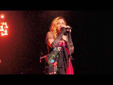 Madonna - Nashville - Martin Luther King Speech + Don't Tell Me