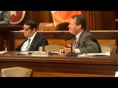 Council Member Brad Lander Takes Verizon Apart