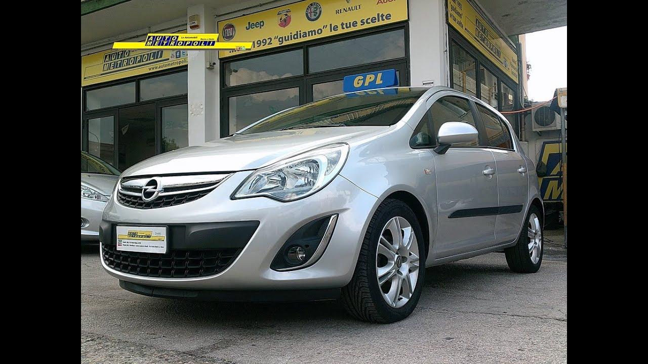 Opel corsa 1.2 enjoy su Usato.Quattroruote