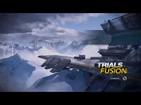 TrialsFusion02: Crazy gameplay and stupid jumps lol
