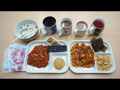 BRITISH ARMY 24 HOURS O.R.P. (Operation Ration Pack - Menu 1