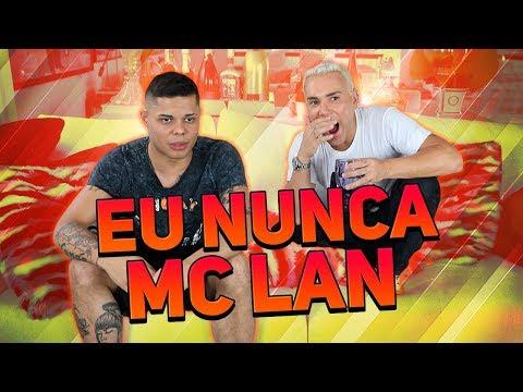 Eu Nunca com Mc Lan | #HottelMazzafera