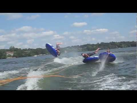 Extreme Tubing Tricks - This Is How We Tube! (Pros)