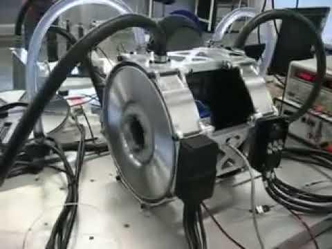 Oxford YASA Motors axial flux motor yields money, monster