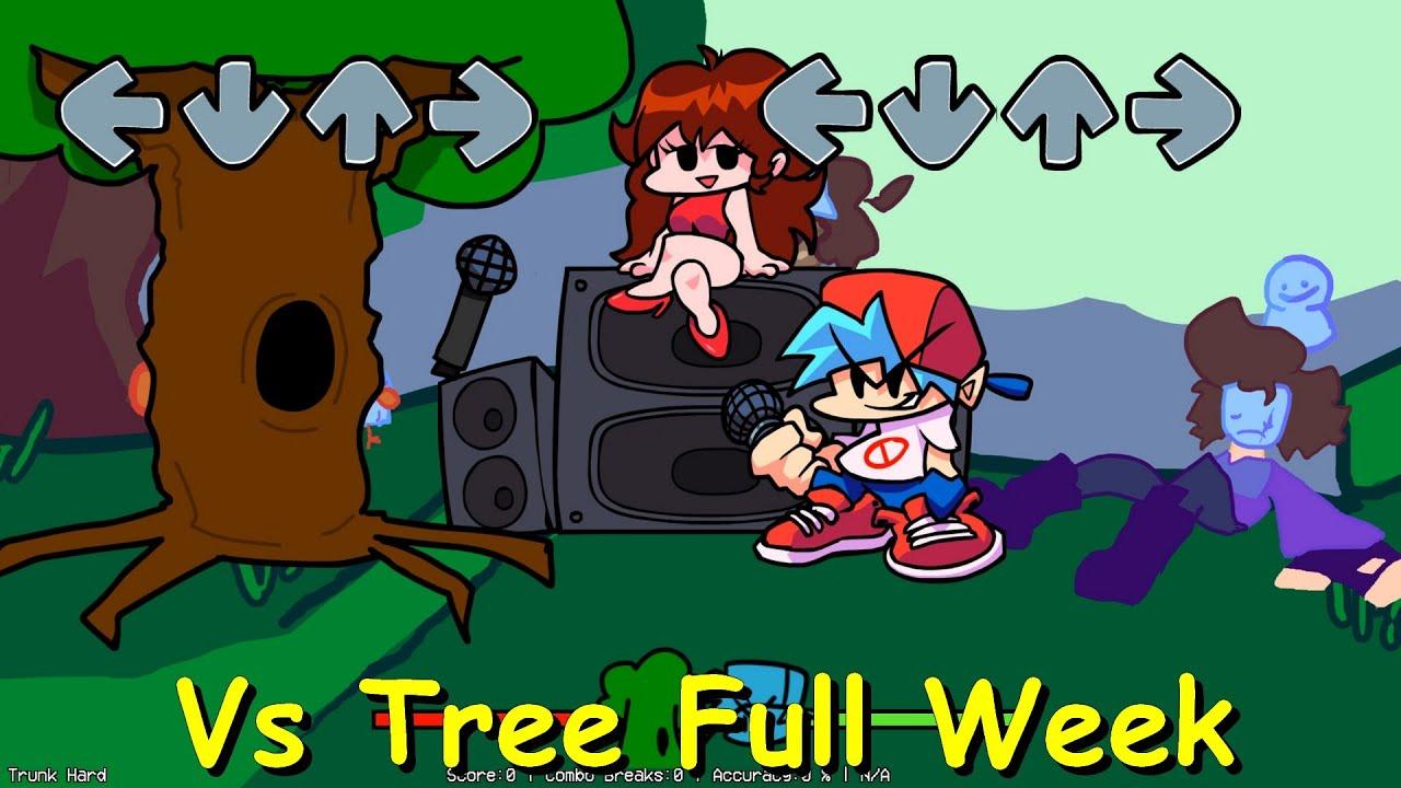 Download Vs Tree Full Week - Friday Night Funkin Mod