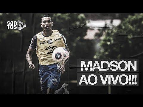 MADSON | APRESENTAÇÃO AO VIVO (16/01/20)