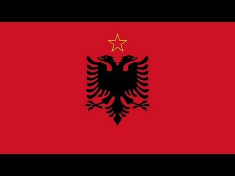 Albanian partisan revolutionary song (HAKMARRJE RINI)