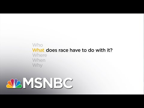 What Does Race Have To Do With It?   Joy Reid   MSNBC