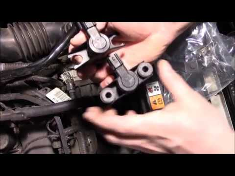 Code P144A Ford evap purge valve replacement, easy fix - YouTube