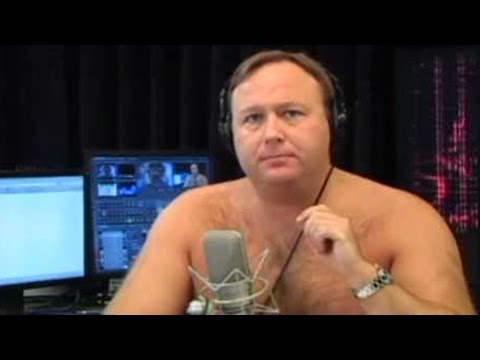 Is Alex Jones a Lunatic?