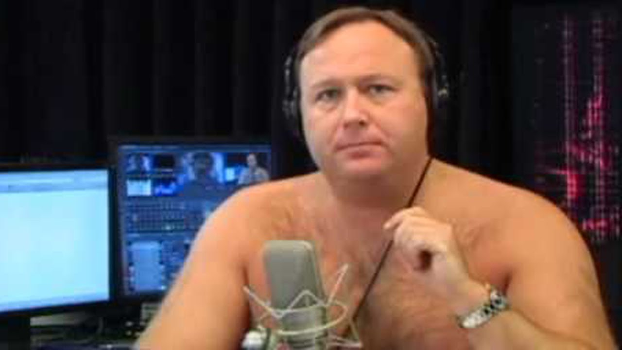 Image result for alex jones crazy