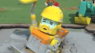 Робокар Поли - Приключение друзей - Спасибо, Клини (мультфильм 21) Обучающий мультфильм для детей