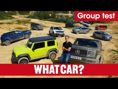 Best 4x4s 2020 – What\'s the best off-roader you can buy? Jeep, Jimny, G-Wagen, & more | What Car?