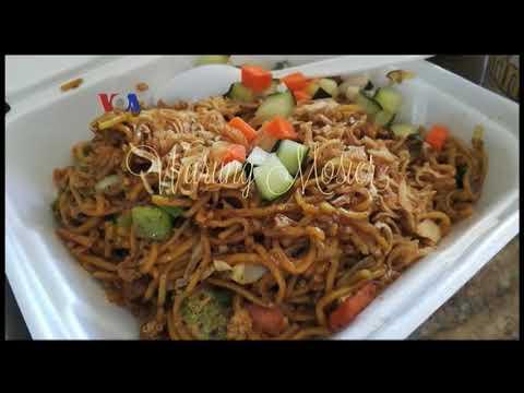 Warung Moseir: Food Cart Makanan Indonesia di Mosier, Oregon