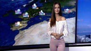 نشرة الطقس المسائية 18-05-2017 مع نور صوما