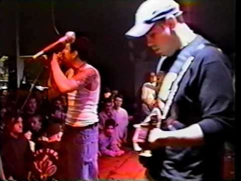 Fahrenheit 451 - Live @ 7 Willow St. in Portchester, N.Y. 2/15/98