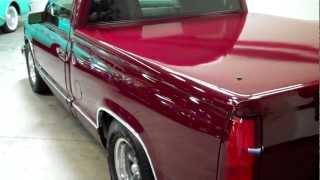 Repeat youtube video 1993 Chevrolet Silverado 1500 Fleetside - FOR SALE - www.OCclassicCars.com.MP4