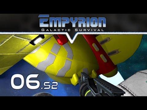 EMPYRION SE02 ★ #06 Kann man Drohnen abbauen? ★ Together Deutsch German Gameplay