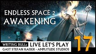 Live Let's Play: Endless Space 2 Awakening (17) [Deutsch]