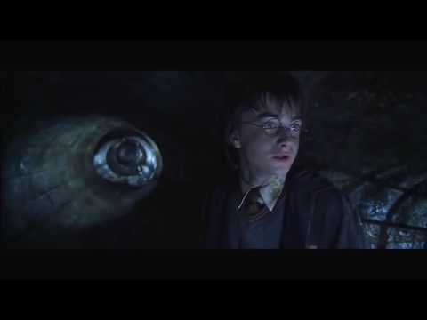 HARRY POTTER VS THE BASILISK (Tom Riddle's diary)
