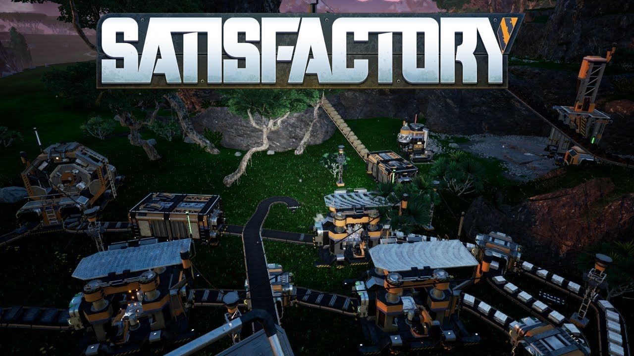 Satisfactory Game - More info