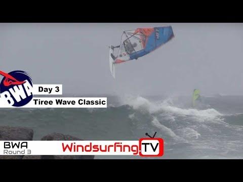 BWA - Round 3 - Tiree Wave Classic 2018