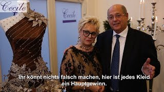 Frohe Weihnachten, frohe Bräute - mit Eddy K. und Maritta!