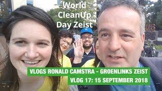GroenLinks Zeist vlog 17: 15 september 2018