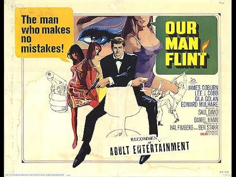Our man Flint - 1966 (Subt Esp)