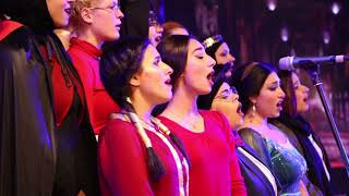 Amaan Choir - Once upon December [Official video 2018]. عن شهر ديسمبر - جوقة آمان